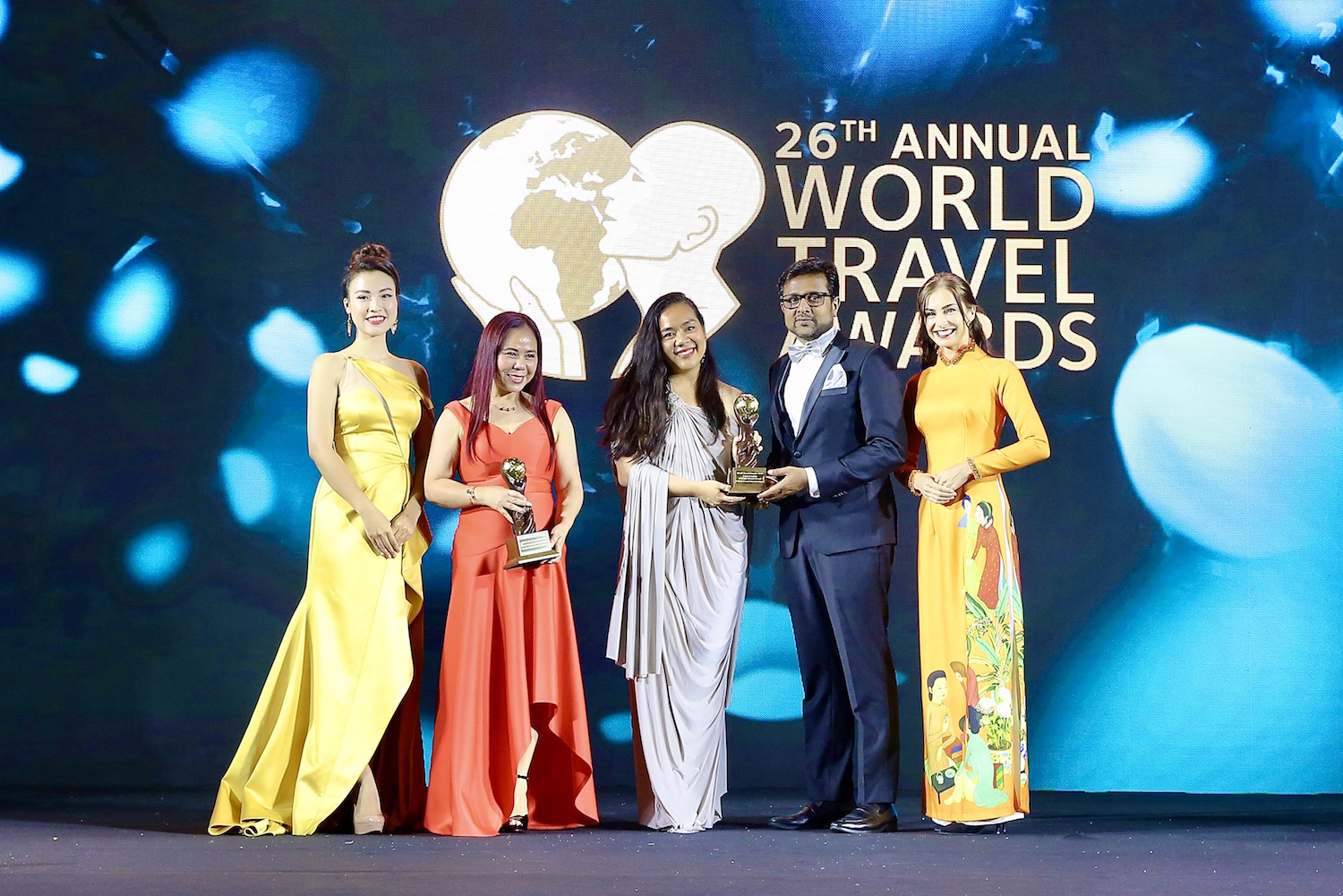 VIETNAMNEWS: DOUBLE CELEBRATION FOR SALINDA RESORT PHU QUOC ISLAND AT WTA 2019