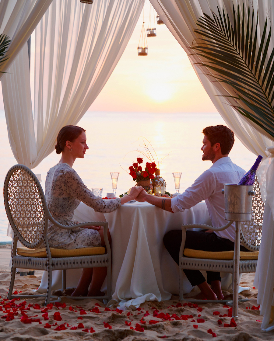 THE WORDROBE: 17 OF THE WORLD'S MOST ROMANTIC VALENTINE'S DAY GETAWAYS