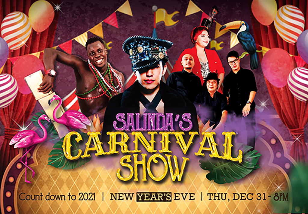 THE CARNIVAL SHOW - NEW YEAR'S EVE